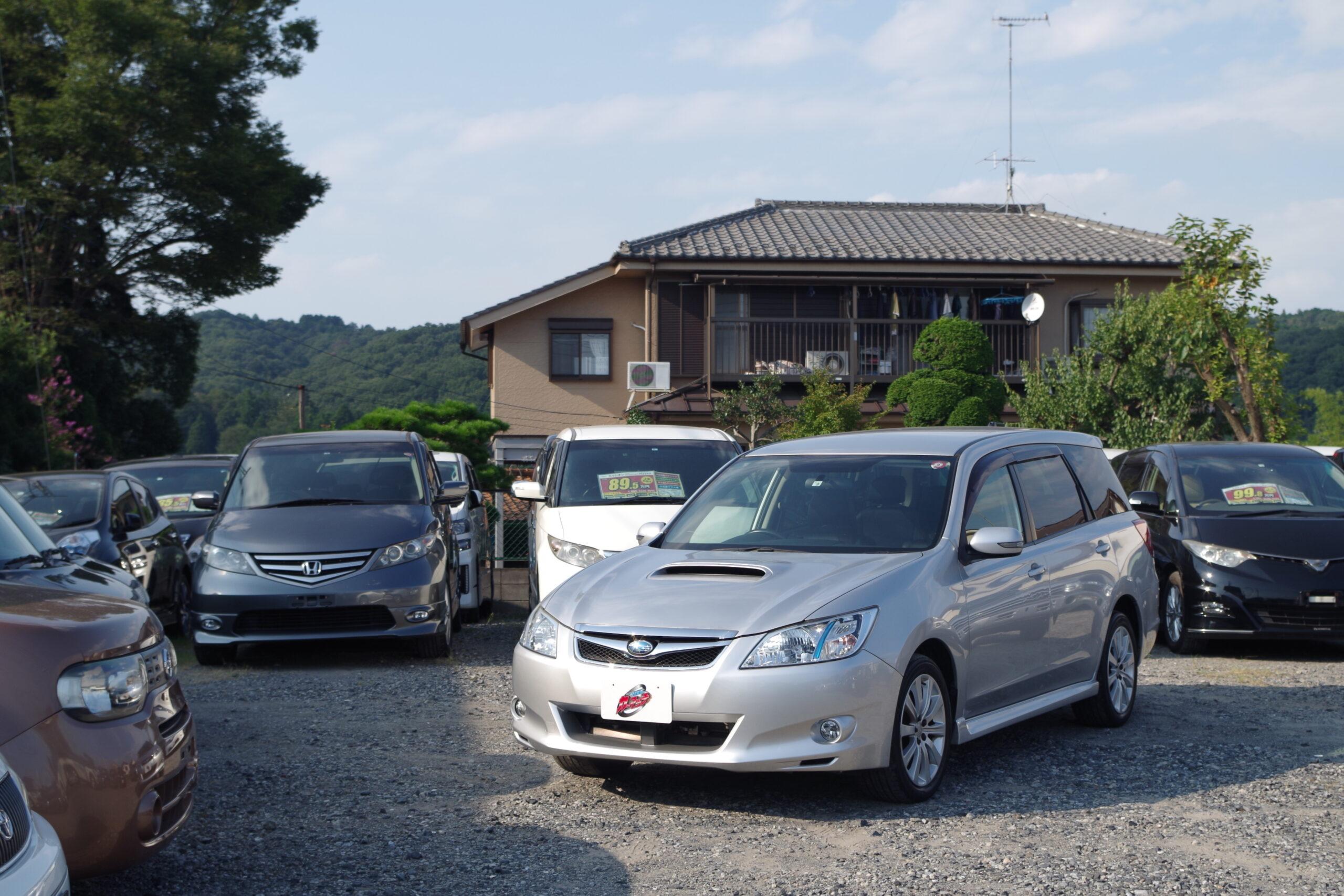 エクシーガ 7人乗り/4WD/ワンセグTVナビ